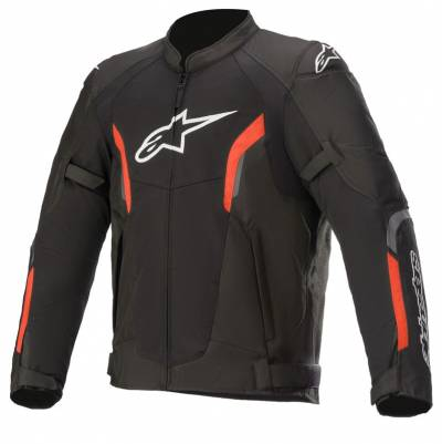 Alpinestars Jacke AST v2 Air, schwarz-fluorot