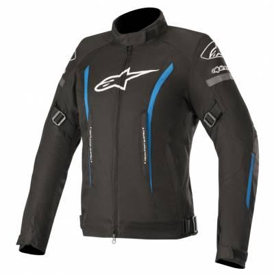 Alpinestars Jacke Stella Gunner V2 WP, schwarz-blau