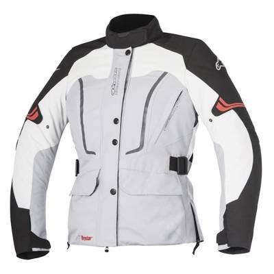 Alpinestars Jacke Stella Vence Dryst, grau-schwarz
