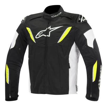 Alpinestars Jacke T-GP R, schwarz-weiß-gelb