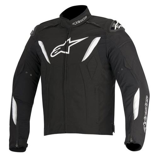 Alpinestars Jacke T-GP R WP, schwarz-weiß