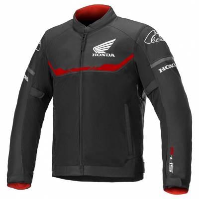Alpinestars Jacke T-SPS Air Honda schwarz-rot