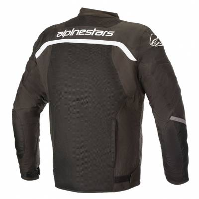 Alpinestars Jacke Viper v2 Air, schwarz-weiß