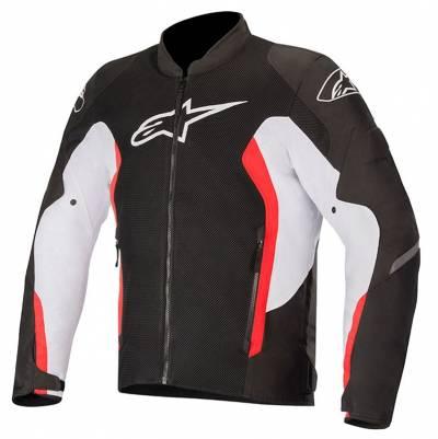 Alpinestars Jacke Viper v2 Air, schwarz-weiß-rot