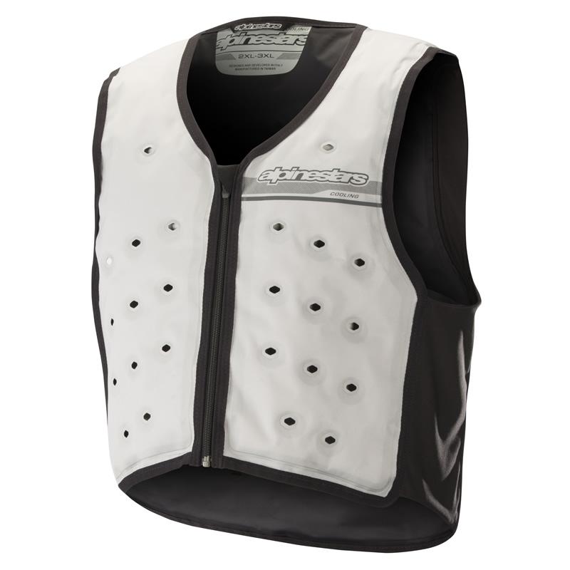 Alpinestars Kühlweste Cooling Vest, grau - moto-akut.de