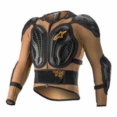 Alpinestars Protektorjacke Bionic Action Jacket, camel-schwarz