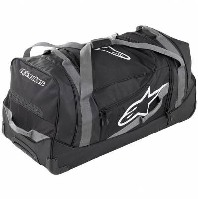 Alpinestars Reisetasche Komodo 150 Liter, schwarz-anthrazit-weiß