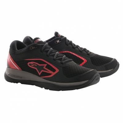 Alpinestars Schuhe Alloy, schwarz-rot