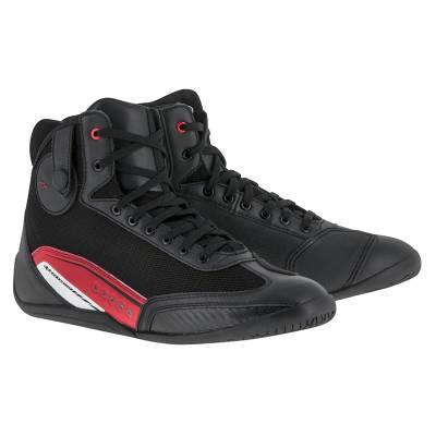 Alpinestars Schuhe AST-1, schwarz-rot