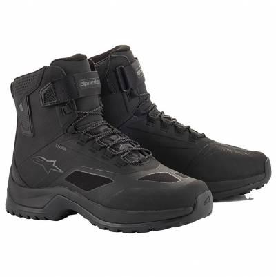 Alpinestars Schuhe CR-6 Drystar, schwarz
