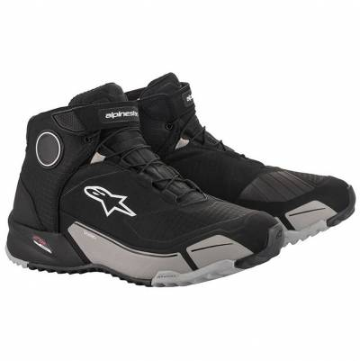 Alpinestars Schuhe CR-X Drystar, schwarz-grau