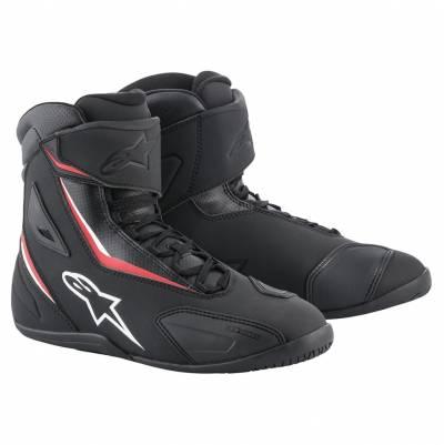Alpinestars Schuhe Fastback-2, schwarz-rot