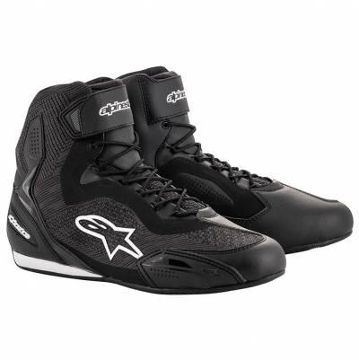 Alpinestars Schuhe Faster-3 Rideknit, schwarz