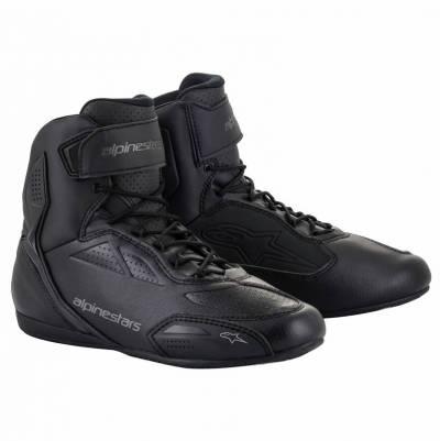 Alpinestars Schuhe Faster-3, schwarz-grau