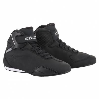 Alpinestars Schuhe Sektor, schwarz