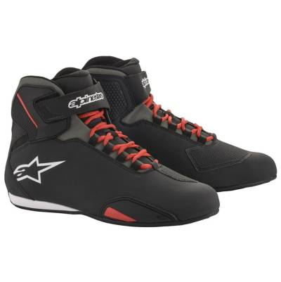 Alpinestars Schuhe Sektor, schwarz-rot