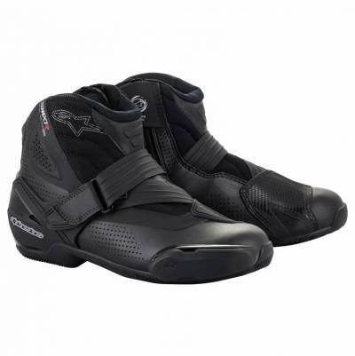 Alpinestars Schuhe SMX-1 R v2 Vented, schwarz
