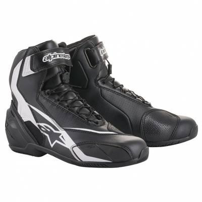 Alpinestars Schuhe SP-1 V2, schwarz-weiß