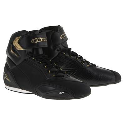 Alpinestars Schuhe Stella Faster 2, schwarz-gold