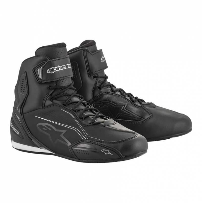 Alpinestars Schuhe Stella Faster 3, schwarz-silber