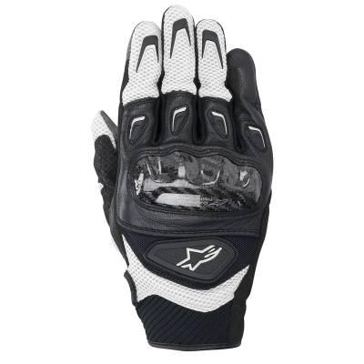 Alpinestars SMX-2 Air Handschuh, schwarz-weiß