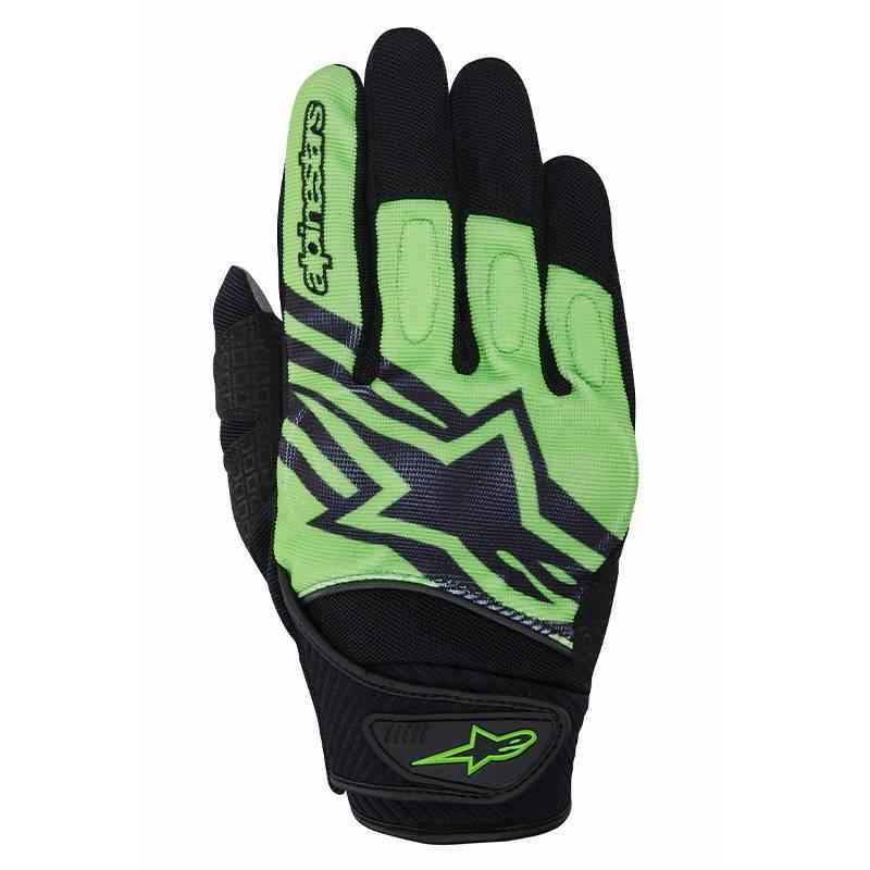 Alpinestars Spartan Handschuhe, schwarz-grün