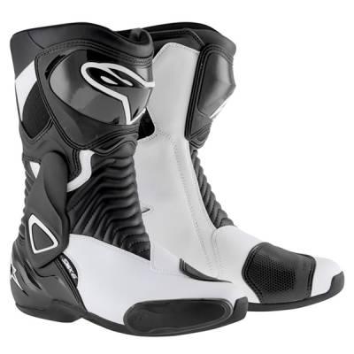Alpinestars Stiefel SMX-6, schwarz-weiß