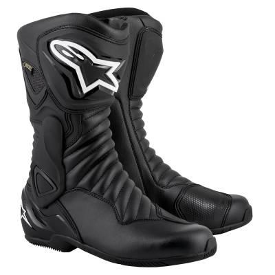 Alpinestars Stiefel SMX-6 V2 GTX, schwarz-schwarz