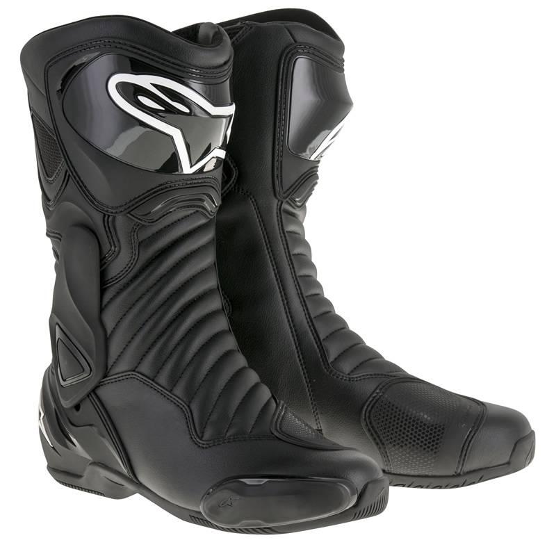 Alpinestars Stiefel SMX-6 V2, schwarz-schwarz