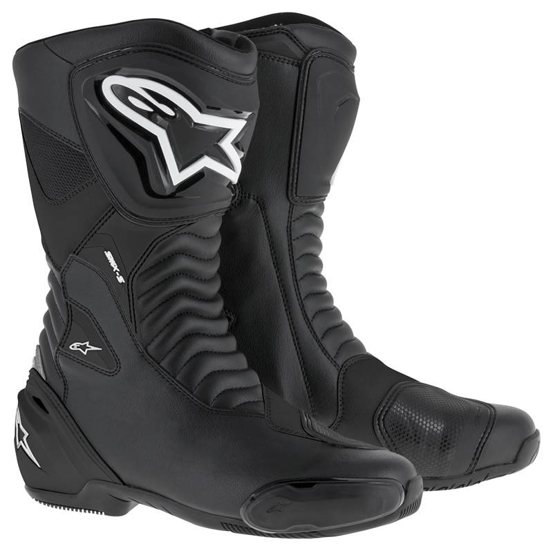 Alpinestars Stiefel SMX S, schwarz-schwarz