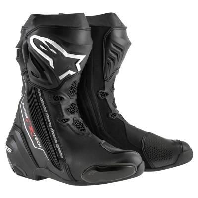 Alpinestars Stiefel Supertech-R, schwarz