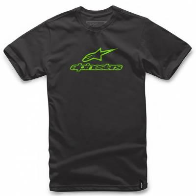 Alpinestars T-Shirt Always, schwarz-grün