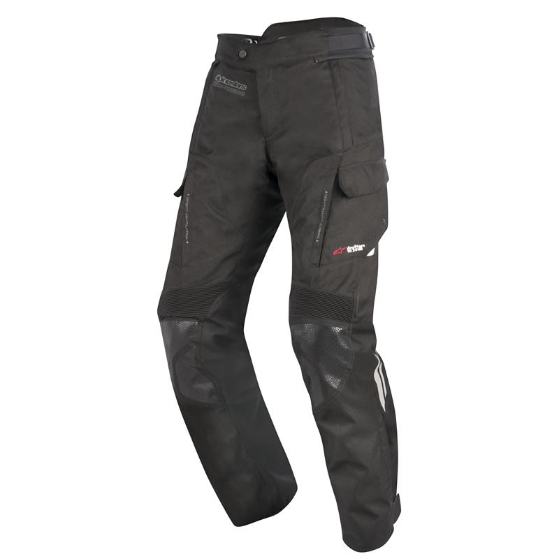 Alpinestars Textilhose Andes V2 Drystar®,  schwarz