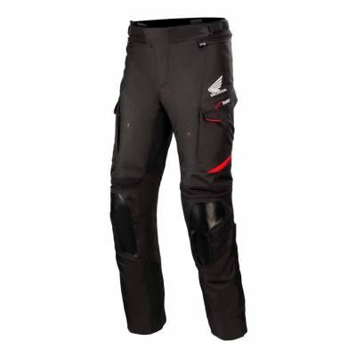 Alpinestars Textilhose Andes V3 Drystar® Honda, schwarz
