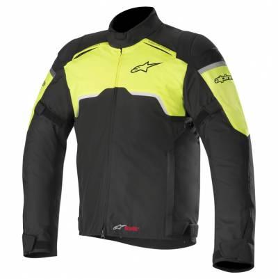 Alpinestars Textiljacke Hyper Drystar®, schwarz-fluogelb
