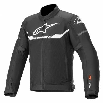 Alpinestars Textiljacke T-SPS Air, schwarz-weiß