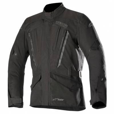 Alpinestars Textiljacke Volcano Drystar, schwarz