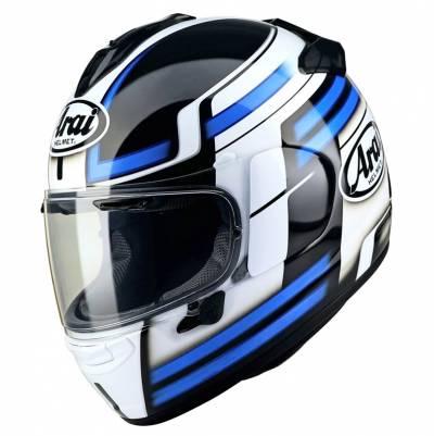 Arai Chaser-X Competition Blue, weiß-blau-schwarz