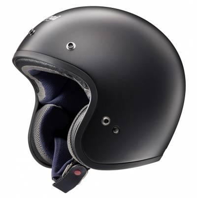Arai Helm Freeway Classic frost black, schwarz matt