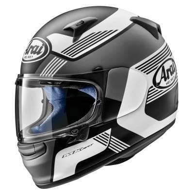 Arai Helm Profile-V Copy, schwarz-weiß