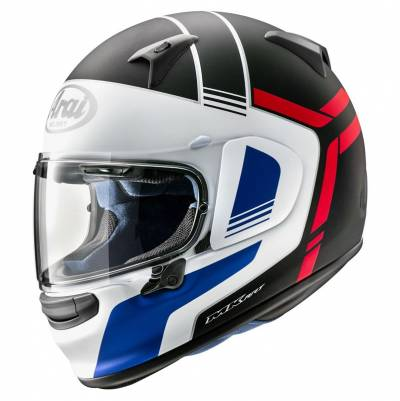 Arai Helm Profile-V Tube Red, schwarz-weiß-rot-blau