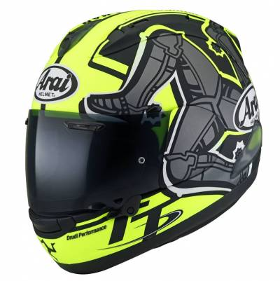 Arai Helm RX7V Isle of Man 2019