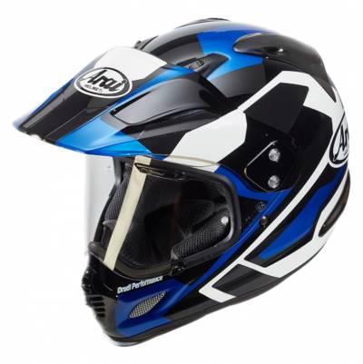 Arai Helm Tour-X4 Catch Blue, blau-schwarz-weiß