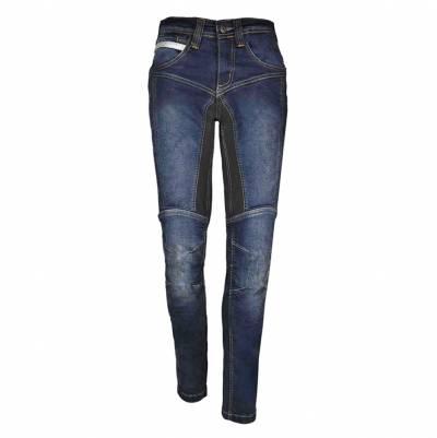 Axxus Jeans Bella Street - Länge 32 - blau