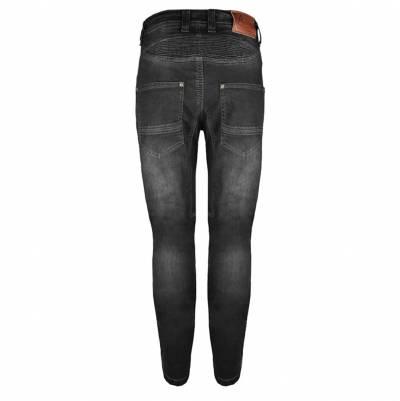 Axxus Jeans Street One, Länge 30, schwarz