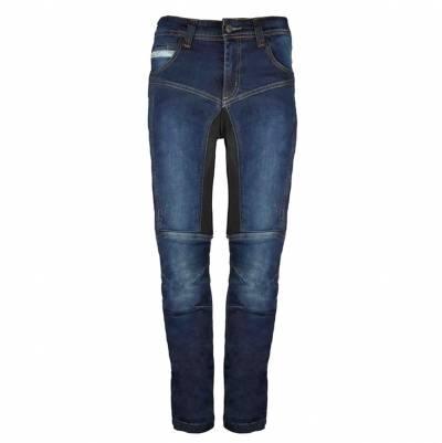 Axxus Jeans Street One, Länge 34, blau