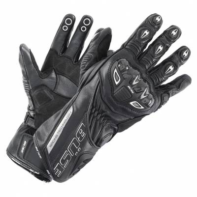 Büse Handschuhe Donington Pro, schwarz