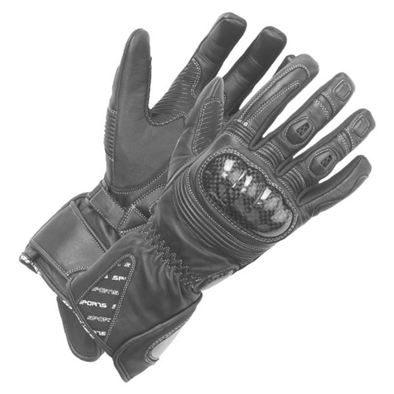 Büse Handschuhe Misano Lady, schwarz