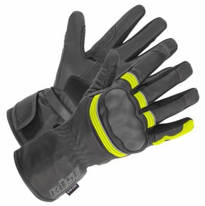 Büse Handschuhe -  ST Match, schwarz-neongelb