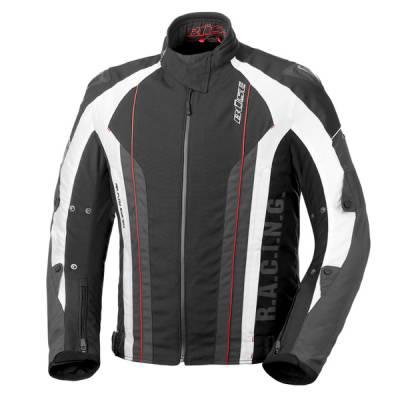 Büse Imola Racing  Damen Textiljacke, schwarz-weiß